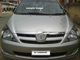 Toyota Innova 2.5 G4 Diesel 7-seater 2007 for sale