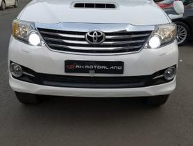 Toyota Fortuner 4x4 MT 2015 for sale