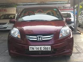 Used Honda Amaze S i-Vtech 2015 for sale