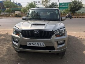 Used 2015 Mahindra Scorpio for sale