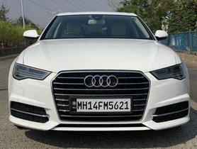 Used Audi A6 2016 car at low price