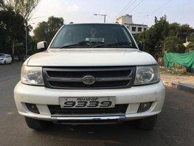 Used Tata Safari 2010 car at low price