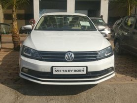 Used Volkswagen Jetta 2015 car at low price