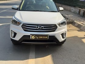 Hyundai Creta 1.6 VTVT SX Plus Dual Tone 2017 for sale