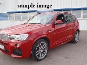 Used BMW X3 2015 car at low price