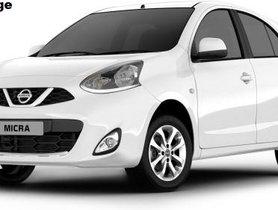 Nissan Micra XL CVT 2015 for sale