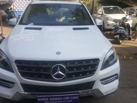 Mercedes-Benz M-Class ML 250 CDI 2015 for sale