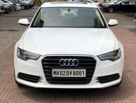 Audi A6 2.0 TDI Premium Plus 2014 for sale