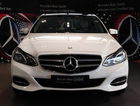Mercedes Benz E Class 2015 for sale