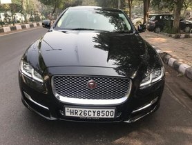 2016 Jaguar XJ for sale at low price