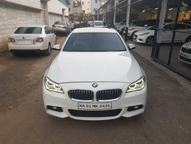 BMW 5 Series 530d M Sport 2016 for sale