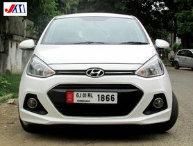 Hyundai Xcent 1.1 CRDi S  2015 for sale