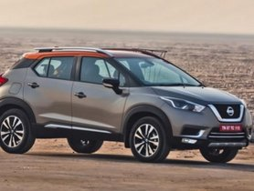Nissan Kicks Units Start Reaching Dealerships, Launch Soon