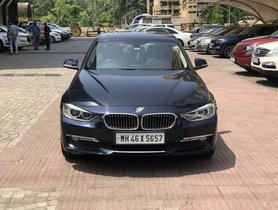 BMW 3 Series 320d Luxury Line 2013 for sale