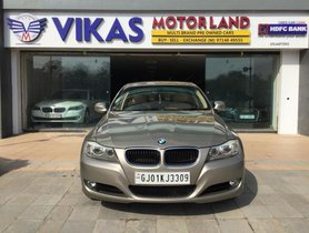Used BMW 3 Series car 2011 for sale at low price