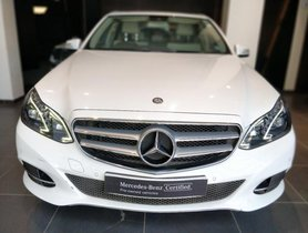 2013 Mercedes Benz E Class for sale