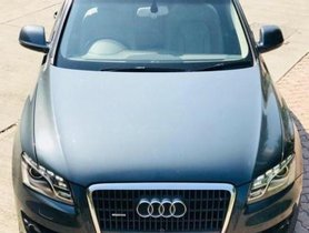 Used Audi Q5 2010 car at low price