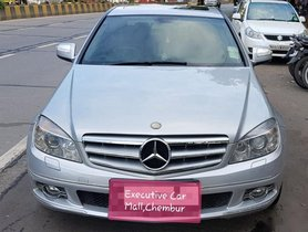 Mercedes-Benz C-Class C 220 CDI Elegance AT 2009 for sale