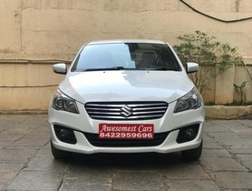 Maruti Ciaz ZDi Plus for sale