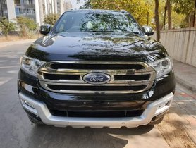 Used 2018 Ford Endeavour for sale at low price