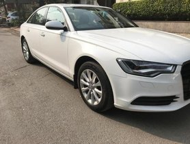 Audi A6 2.0 TDI Technology 2014 for sale