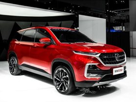 MG's First SUV To Be Named Hector, Launched In Mid-2019