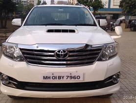 Toyota Fortuner 4x4 AT 2015 for sale