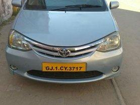 Toyota Platinum Etios 2012 for sale
