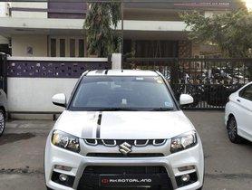 2018 Maruti Suzuki Vitara Brezza for sale