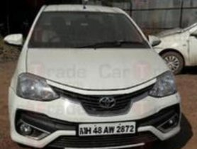 Toyota Platinum Etios 1.4 VD 2016 for sale