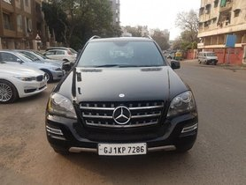 Used Mercedes Benz M Class 2012 car at low price