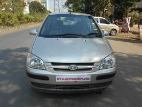 Good as new Hyundai Getz GVS for sale