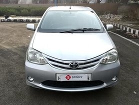 Used Toyota Etios Liva 1.2 G 2012 for sale