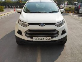 Used Ford EcoSport 2015 car at low price