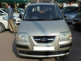 Used Hyundai Santro Xing 2007 car at low price