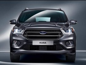 Ford C-SUV To Be Launched in Five and Seven-seater Configuration, Will Rival Tata Harrier