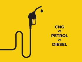 CNG vs Petrol vs Diesel - What Type of Car Is For You?
