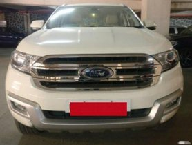 Ford Endeavour 2016 for sale