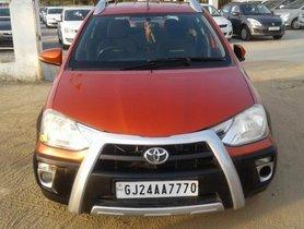 Toyota Etios Cross 1.4L VD 2015 for sale