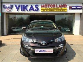 Toyota Yaris VX CVT 2018 for sale