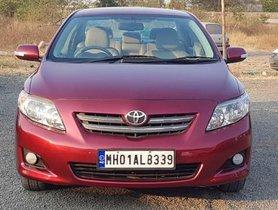 Toyota Corolla Altis G 2009 for sale