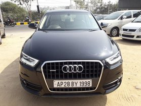Audi Q3 2013 for sale