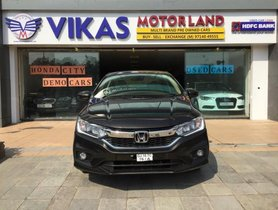 Honda City i-DTEC ZX 2017 for sale