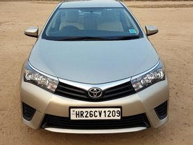 Toyota Corolla Altis D-4D J 2016 for sale