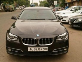 BMW 5 Series 520d Luxury Line 2016 for sale