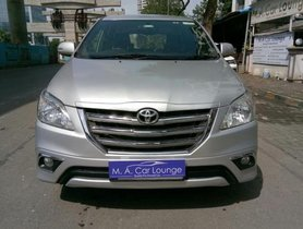 Used Toyota Innova 2014 car at low price