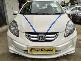 2015 Honda Amaze for sale