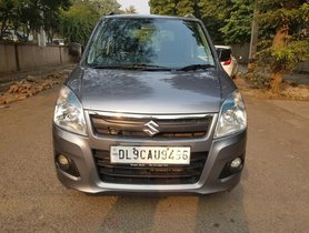 Used Maruti Suzuki Wagon R 2016 car at low price