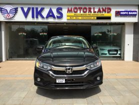 Used Honda City i-VTEC CVT ZX 2017 for sale