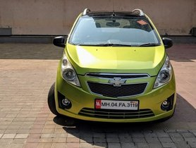 Chevrolet Beat Diesel LT Option 2011 for sale